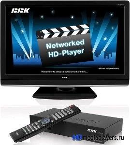 Обновленная версия HDTV медиаплеера BBK PopcornTV