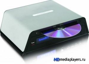 Мультимедийный HD плеер iconBIT HD400DVD