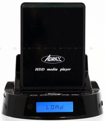SATA HDD Media Player Thanko