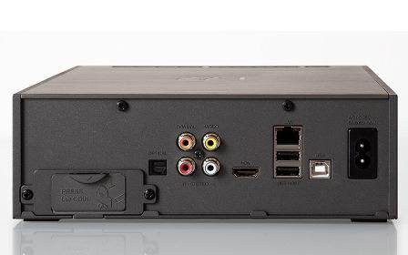 TViX-HD M-6600 разъемы