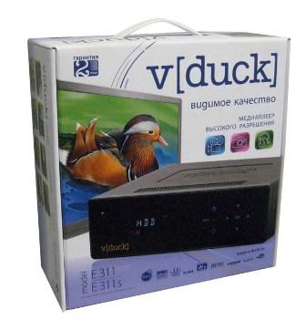 VDUCK E311(s) - в упаковке