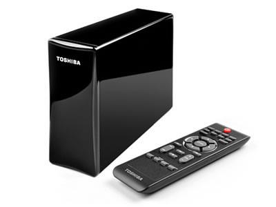 Медиаплеер Toshiba StorE TV