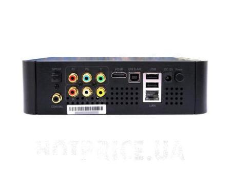 Медиаплеер Dr.HD XF100 - задняя панель