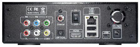 Новый медиаплеер Digis MD200HD
