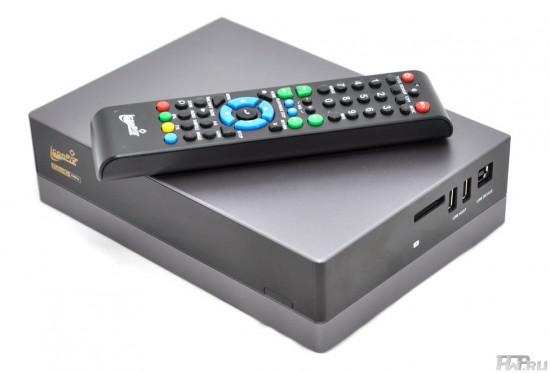 Обзор медиарекордера IconBIT XDR10 DVBT