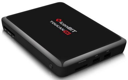HD медиаплеер Icon-BIT Toucan W
