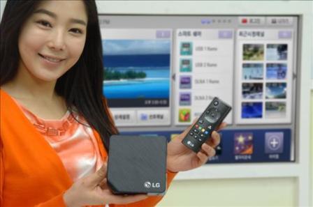 LG Smart Upgrader ST600