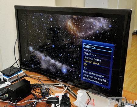 Интерфейс аудиоплеера IconBIT XDS1003D