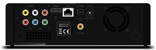 Digma HDMP-510 - новый мощный медиаплеер