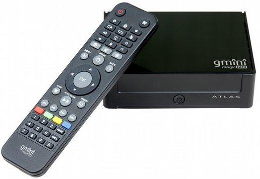 Gmini представляет новый медиаплеер MagicBox Atlas