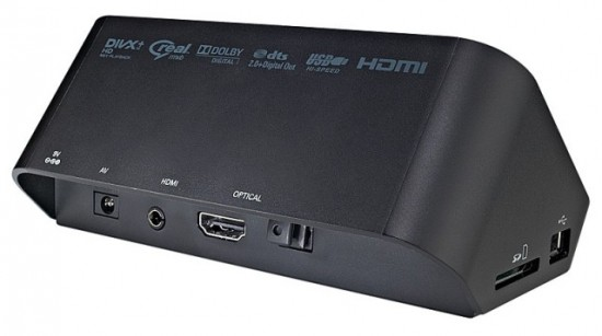 Обзор медиаплеера Philips HMP3000