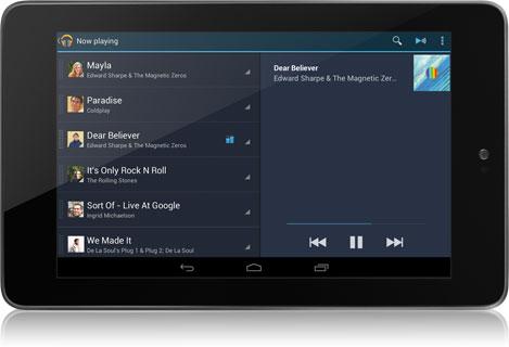 Необычный медиаплеер Google Nexus Q