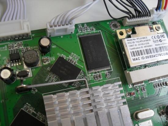 Набор модулей памяти Nanya NT5CB128M16BP-CG DDR3-1333
