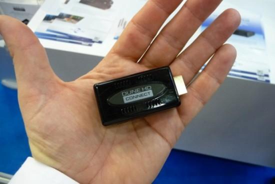 Dune HD Connect - самый маленький медиаплеер