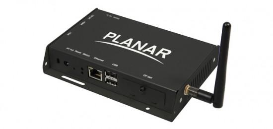 Медиаплеер Planar МР-3450 для рекламно-информационных дисплеев