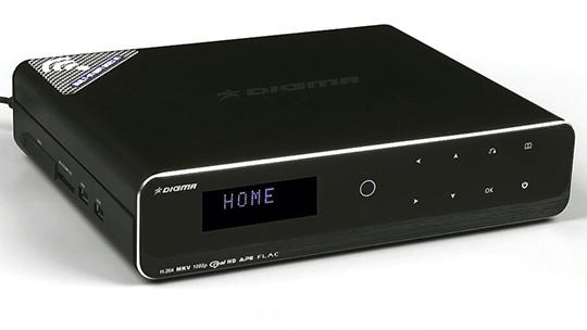 Медиаплеер Digma HDMP-651