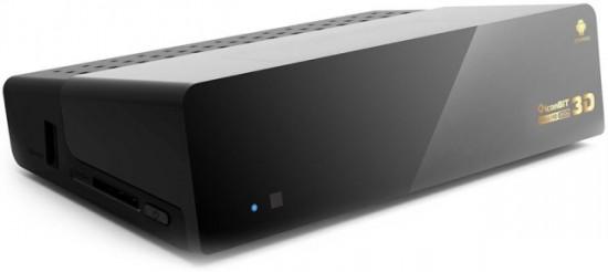 iconBIT TOUCAN SMART 3D QUAD - Ultra HD 4K медиа-плеер