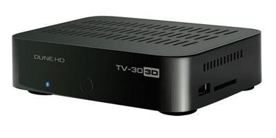 Обзор медиаплеера Dune HD TV-303D3D