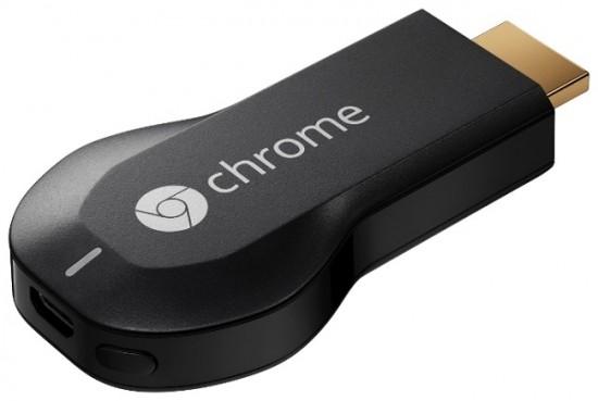 Портативный медиаплеер Chromecast поступил в продажу