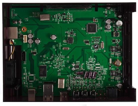 Обзор медиаплеера TViX-HD S1 Slim