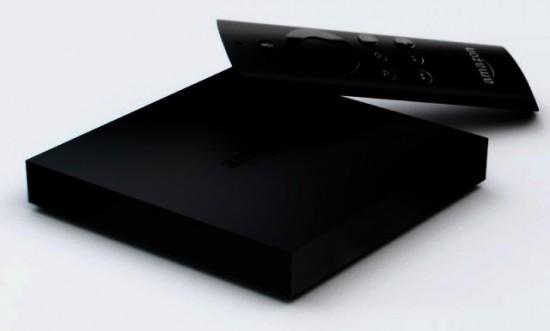 Amazon ппредставила телеприставку Fire TV