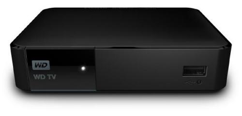 WD представила новый медиаплеер TV Personal Edition