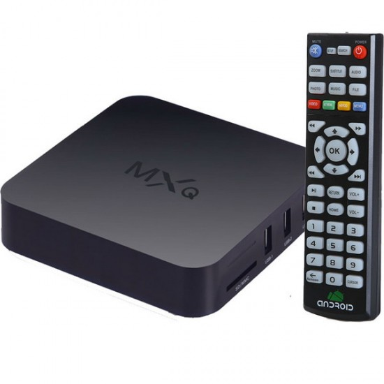 Android TV Box EM6Q-MXQ
