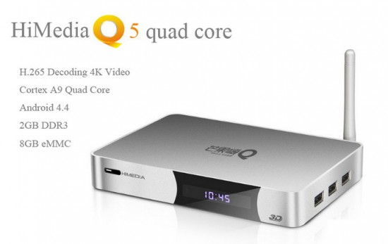 HiMedia Q5 Quad Core