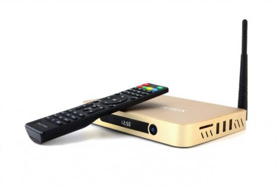 Zoomtak T8: Android TV Box с отсеком для жесткого диска