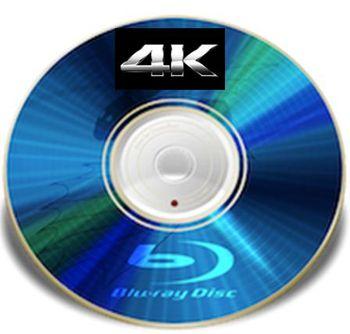 Представлены 4K Blu-ray диски