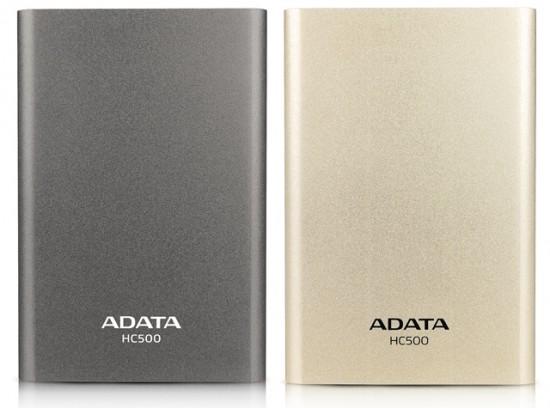 Внешний жесткий диск ADATA HC500
