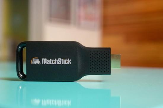 Matchstick - медиаплеер за $25 на базе Firefox OS