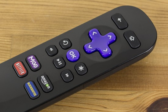 Roku 3500R Streaming Stick Remote