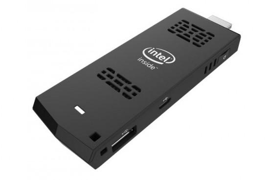 Intel Compute Stick - мини-компьютер на Windows 8.1 за $149
