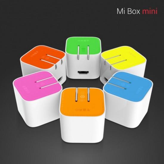 Медиаплеер Xiaomi Mi Box Mini