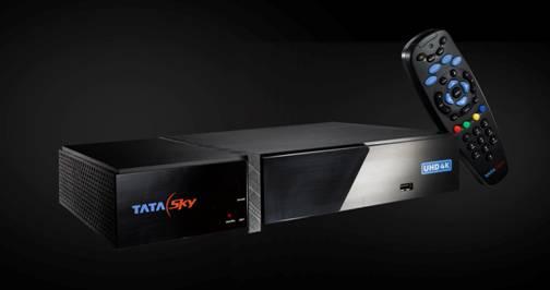 Tata Sky 4K