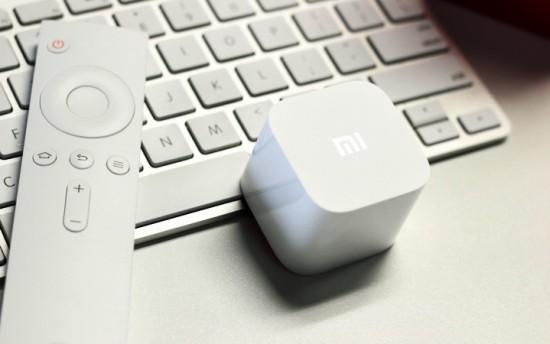 Медиаплеер Xiaomi Mi Box Mini представляет собой небольшое устройство