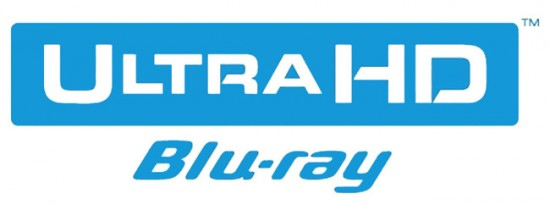Стандарт Ultra HD Blu-ray разработан. Представлен логотип.