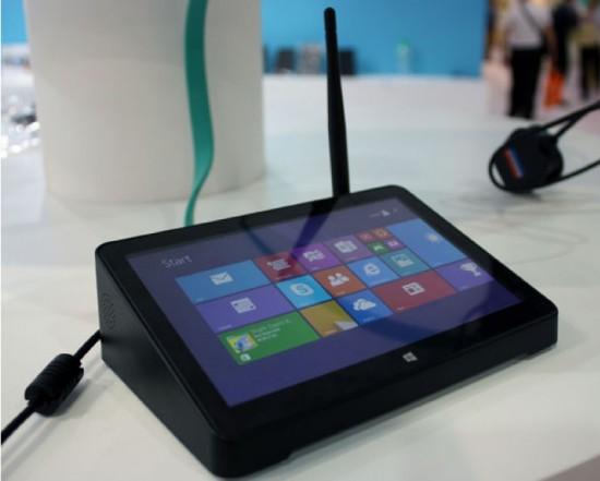 PiPO X8 - настольный планшет-телеприставка