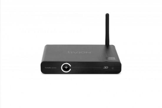 Tivion B2200 - обзор Smart TV приставки