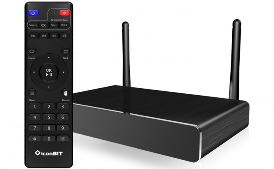 iconBIT Movie IPTV QUAD