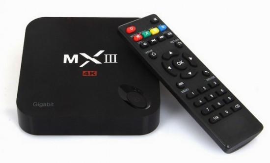 Медиаплеер MXIII-G