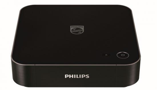 Philips планирует выпустить новый медиаплеер Ultra HD Blu-ray ценой 400$