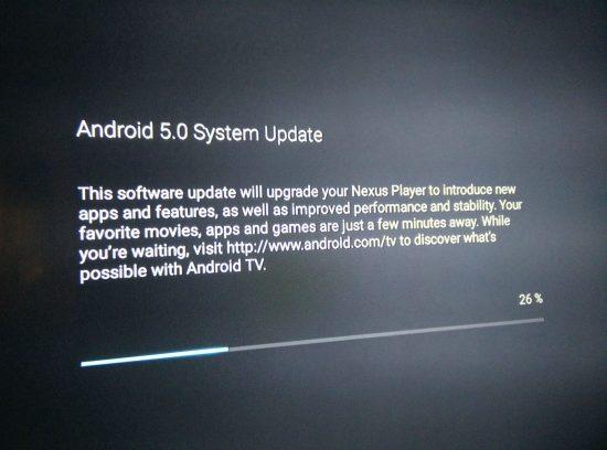 Доступны обновления безопасности для Google Nexus Player за июнь