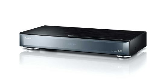 Новый Ultra HD BluRay плеера Panasonic DMP-UB900