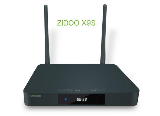 ТВ приставка Zidoo X9S