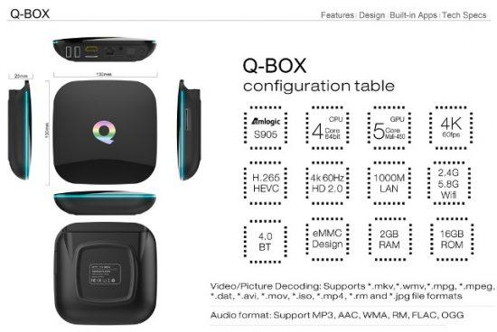 Q-box TV Box