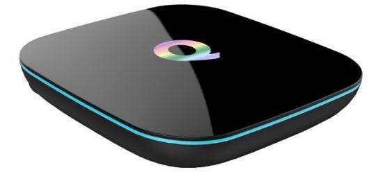 Q-BOX - эффективный и многофункциональный TV Box