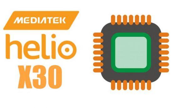 MediaTek Helio X30 - подробности о новом процессоре
