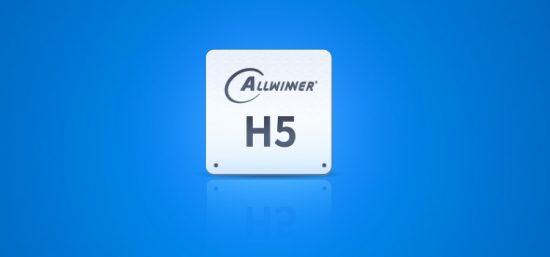 Новый процессор Allwinner H5 для тв-приставок